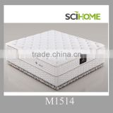 round memory foam bed sleeping sponge mattress bedroom furnitures