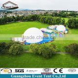 Unique geodesic tent house, commercial dome tent, carpas domo para comercial