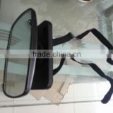 Hot sale adjustable Rear facing back seat infant mirror,rear view back seat baby car mirror