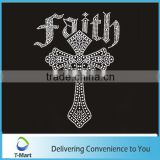 wholesale faith heat tranfer