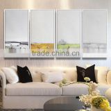 more panel wall art the newest fashion abstract simple scenery Oil Painting
