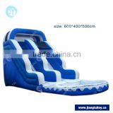 50% off sole agent price JT-14402B Inflatable Slide with Pool