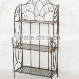 Home Decor Furniture wholesale wrought iron book rack