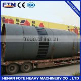 Rotary kiln for calcined dolomite China for sale
