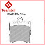 brake pad disc mercedes w210 car brake pad 0024205220 rear                                                                         Quality Choice