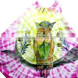 Women Summer Dress Hot New Umbrella beach wears fashion wears girls ladies kids party indoor latest fashion hand panted tie dye
