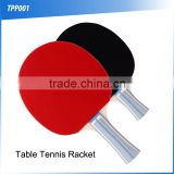 (130433) High Quality 1-3 Stars Real Wood Table Tennis Racket                                                                         Quality Choice