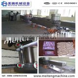 New Full Automatic Stainless Steel Stainless Steel Instant Noodle Machine/making equipment