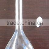 1621 Volumetric flask graduated one mark ,with plastic or grounded glass stopper