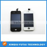 Original LCD Display For iPhon 4 LCD Touch Digitizer Glass Screen Assembly                                                                         Quality Choice