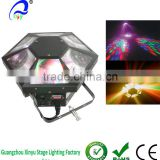 Lowest price and nice effect DMX512 30W rgb LED Fairy Scattering Light led disco light effect