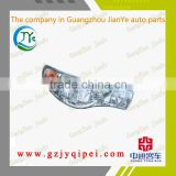 Top quality auto spare parts zhongtong bus custom head lamp lights