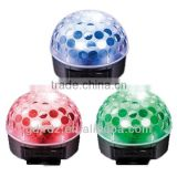 pro RGB disco ball christmas light match with USB ,remote controller