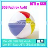 CE customized inflatable beach ball China manufacture