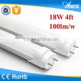 China Promotional product 100lm/w light 4ft led tube light fixture with 3 years warranty