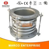 SS304 corrugrated metallic expansion joint