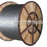 French Standard Aluminum Alloy Bare Almelec Cable/Conductor AAAC 34.4mm2 54.6mm2 70mm2 117mm2