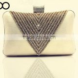 Elegant Women Clutch Evening Handbag Crystal Party Handbag                                                                         Quality Choice