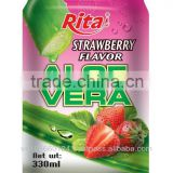 Strawberry Flavor Aloe Vera Juice