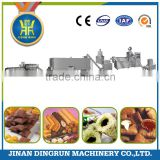 Chocolate flavor Core filling snacks food machine processing line                                                                         Quality Choice