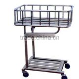 Medical baby care bed Deluxe lift baby bed stainless steel insert type baby carriage