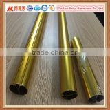 Custom aluminum hollow curtain rod, curtain pole, curtain bar