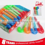 Popular Plastic Christmas Cane Candy / Kids Toy Candy
