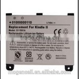 for Kindle Touch Battery Replacement Battery For Kindle 2 1500 mah
