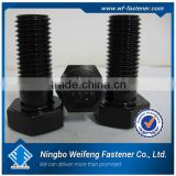 China high quality anchor standard size bolt and nut manufacturer&supplier&exporter nylock bolt
