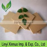All kinds of standard size mdf sheet board price for furniture from china manufacturer xinnuo