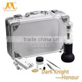 Alibaba china Jomo dark knight honour glass crack pipe with temp control