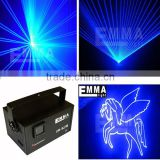 1000MW blue Animation or Beam Stage ilda Laser Light Christmas decor DJ Disco Stage Laser Beam Lights with Animation SD Card