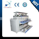 BL-818 Textile spinning machinery automatic high speed yarn doubling bobbin winder machine
