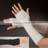 Fingerless Arm Warm Knitted Long Gloves Sleeve,warm sleeve,heat sleeve