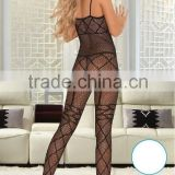 Temptlife Brand hot sexy baby dolls fishnet bodystocking girls wearing sexy lingerie sexy bodystocking wholesale