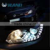 China supplier wholesale auto parts vw golf 6 mk6 led headlight                                                                         Quality Choice