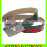 with Voice Control Switch Recording and Manual Video Recording 1.3MP 640*480 Hidden Camera Belt