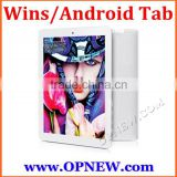 11.6 inch dual boot 4g android 5.1 win10 phablet ips touch dual system 4g tablet pc bluetooth