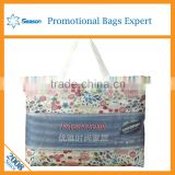 Customize Quilt bag Quilt Packaging Bag Promotional storage bag