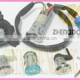 CITROEN XSARA PICASSO N68 PEUGEOT 206 SD/207 DOOR LOCK COMPLETE SET IGNITION SWITCH DOOR LOCK CYLINDER TRUNK LOCK FUEL CAP