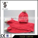 low price AZO free top style accessories hat and scarf sets designer scarf wholesale china