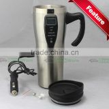 Ebay Hot Selling Item Heated Smart Mug for Ebay Seller Best Electronic Christmas Gifts 2013