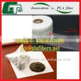 fully biodegradable teabag thread, biodegradable teabag thread made of pla filament yarn