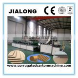 JL-1 New Condition and Automatic Grade Laminat machine to cover the paper for corrugated carton/ Die-cutting Machine