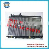 Good quality Aluminum Engine cooling radiator for Honda Fit 2-box AT