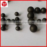 china manufacturer 1-6 inch high hardness casting steel grinding ball