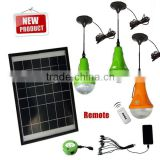 solar lights with remote control led Emergency Light,Emergency light with Solar Panel JR-CGY-12W
