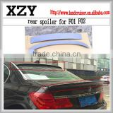 rear wing spoiler rear window spoiler for 7 series F02 F01