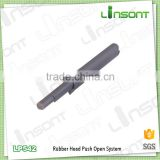 OEM manufacture plastic push open hydraulic damper furniture hardware for cabinet door