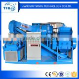 High efficiency TF600C scrap copper cable used copper wire granulator recycling machine(High Quality)
